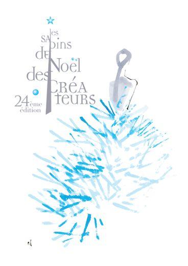 La 24e édition des Sapins de Noël des Créateurs se tiendra le 26 novembre à l'Hôtel Plaza Athénée.