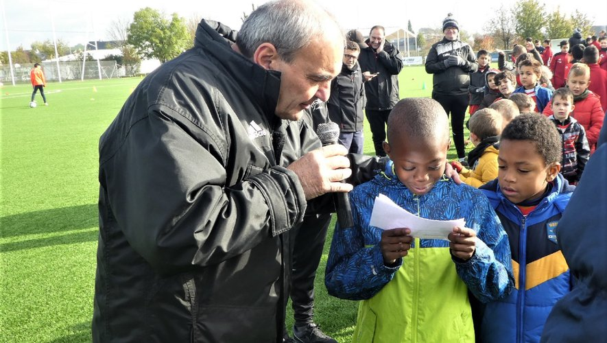 Partage et solidarité avec le Druelle FC