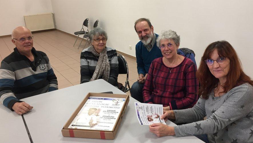 Généalogie : 3e édition du salon, les 23 et 24 novembre à Decazeville - Centre Presse Aveyron