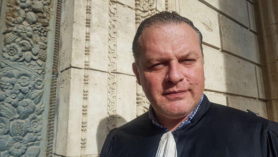 Me Laurent Boguet, avocat de la famille du policier.