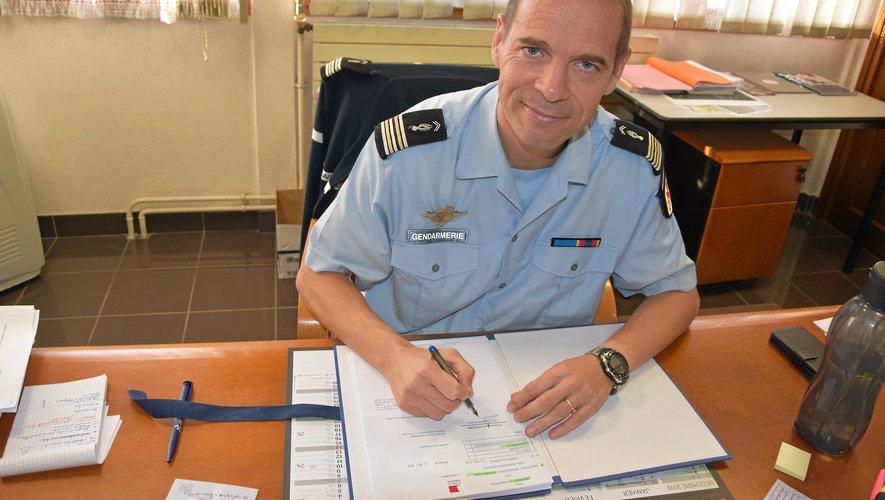 Le lieutenant-colonel Fagard, 46 ans, est marié et père de trois filles.
