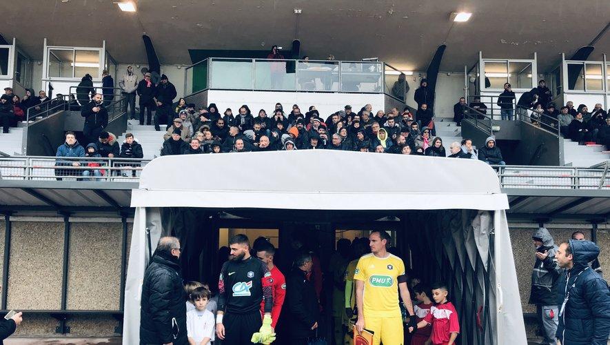 Football : Revivez les temps forts de la victoire de Rodez à Auch (5-0) - Centre Presse Aveyron