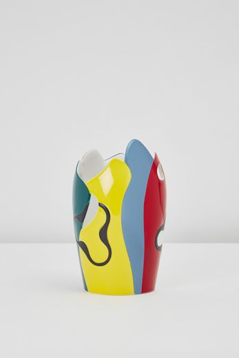 """""""Vase Puro"""" du designer italien Alessandro Mendini"""