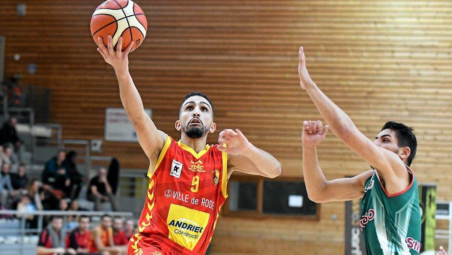 Le Rodez basket Aveyron vise la passe de sept face aux espoirs de Toulouse BC.