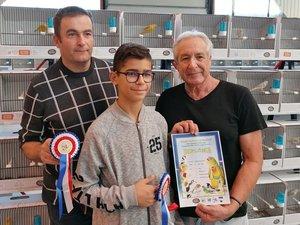 Des prix d'excellence ont été remis aux lauréats.