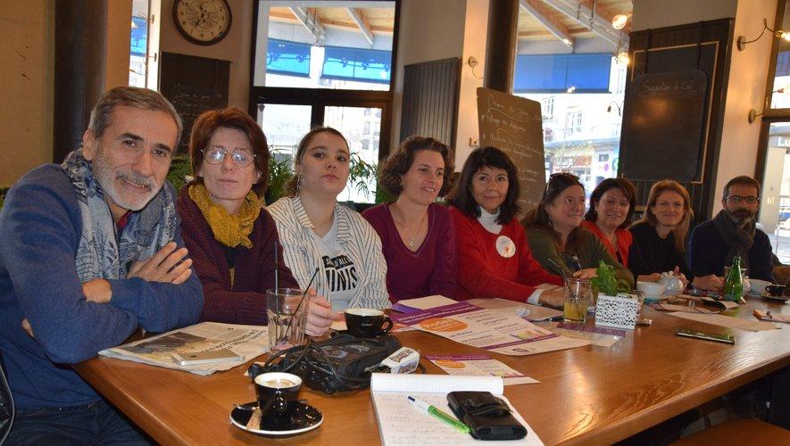 Les organisateurs attendent les Aveyronnais samedi à 14 heures devant le tribunal de Rodez.