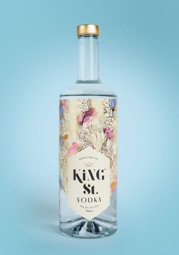 King St. Vodka par Kate Hudson