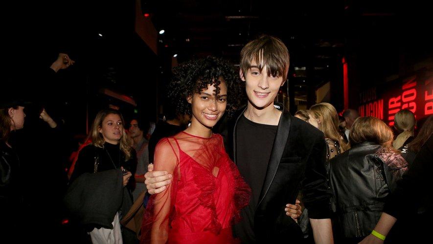 Yireh Carrasco et Andrej Chamula, les grands gagnants du concours Elite Model Look.