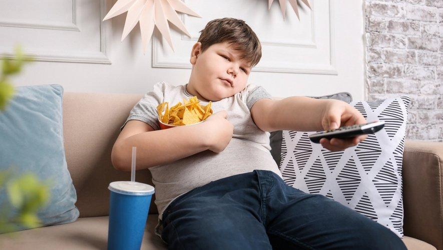 Les enfants uniques, davantage à risque d'obésité