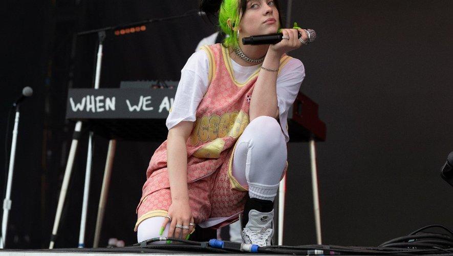 Billie Eilish a décroché six nominations aux Grammy Awards