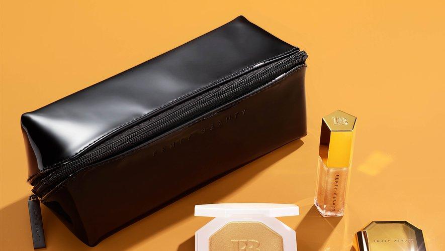 """Le coffret """"Trophy Wife Life"""" de Fenty Beauty by Rihanna sera d'abord disponible sur l'e-shop de la marque, puis chez Sephora."""