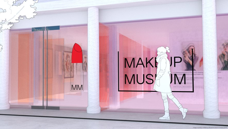 Le Makeup Museum ouvrira à New York en mai 2020.
