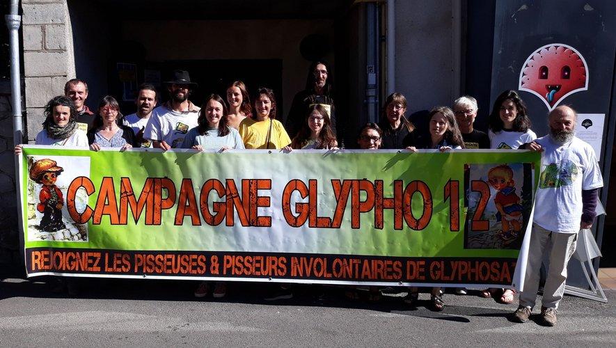 Campagne Glyphosate 12 en action.