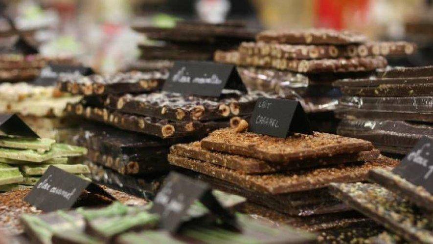 Le Salon du chocolat à Onet-le-Château tout ce week-end.