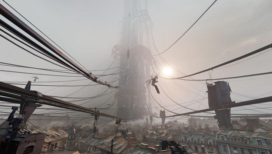 """""""Half-Life: Alyx"""" se situe entre les événements de """"Half-Life"""" et """"Half-Life 2""""."""