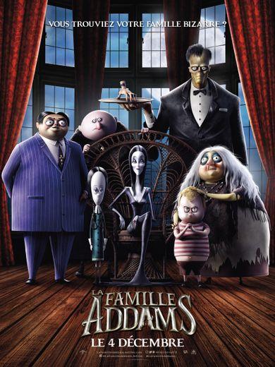 """""""La Famille Addams"""" sort le 4 décembre en France"""