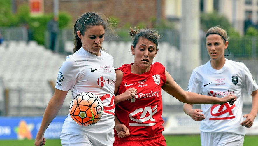 La Coupe du monde en France, cet été, n'a pas insufflé de véritable nouvelle dynamique au football féminin aveyronnais, bien installé dans le paysage sportif local, mais qui reste confronté à des difficultés.