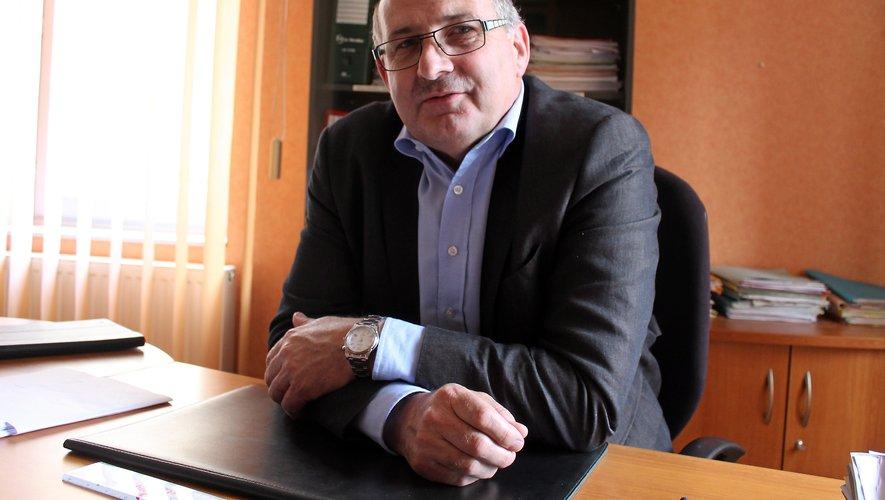 Jacques Molières, président de la chambre d'agriculture, invitera aussi le ministre, au lycée La Roque pour un apéritif.