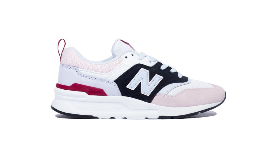 La sneaker 997H signée Hollysiz pour New Balance.
