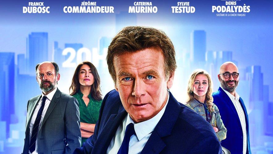 """""""Toute ressemblance..."""" signe le premier long-métrage du Michel Denisot, l'ancien présentateur du """"Grand Journal"""" sur Canal+."""