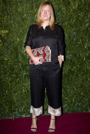 Sarah Burton recevra le Trailblazer Award lors des Fashion Awards 2019.