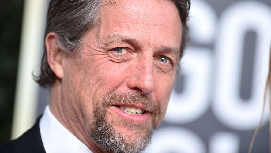 """Hugh Grant reviendra au cinéma dans le prochain film de Guy Ritchie, """"The Gentleman"""", le 5 février 2020 en France."""