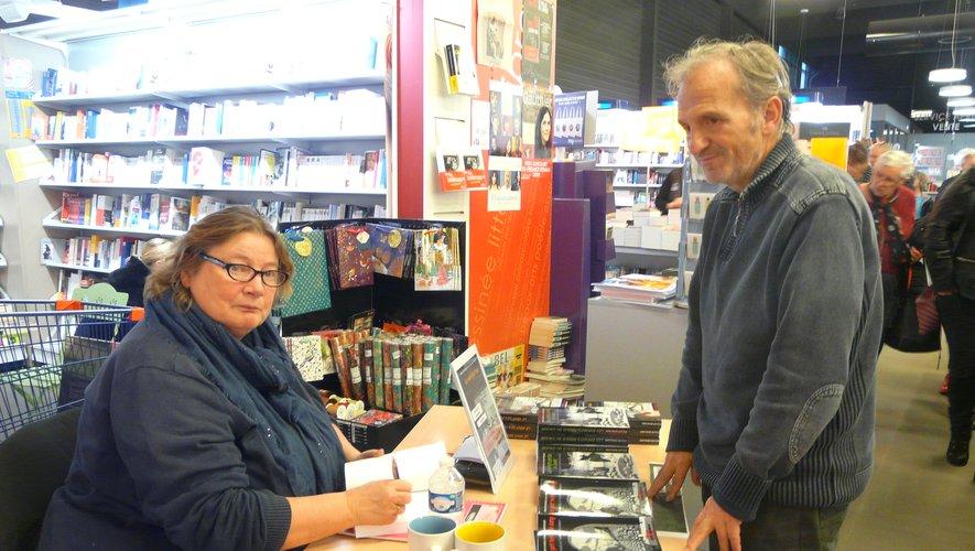 Sylvie Boulard présentait sa troisième enquête à ses lecteurs