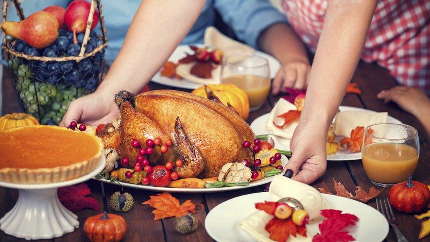 Thanksgiving, fête traditionnelle américaine célébrée le quatrième jeudi de novembre, fait aussi bondir les ventes à Paris.