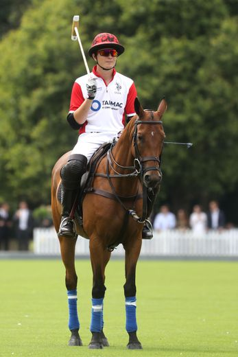 Henry Porter est le nouvel ambassadeur de la marque U.S. Polo Assn.