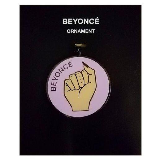 Une décoration de Beyoncé