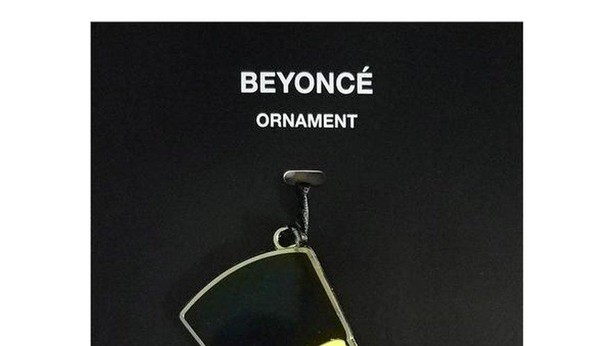 Une décoration Néfertiti de Beyoncé