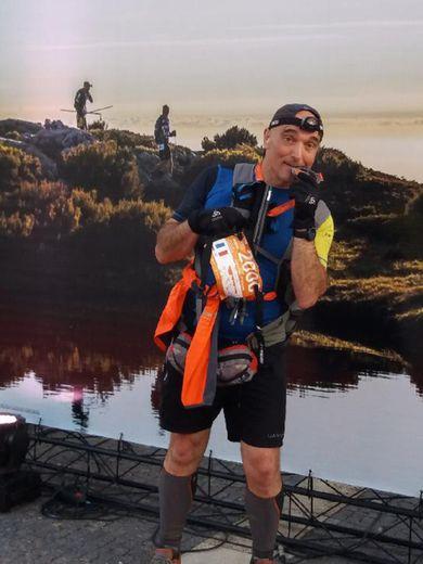 La nature, le silence et l'effort, voilà ce que cherche et trouve Philippe dans ces courses ultra trail.