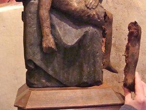 « Vierge de Pitié » ô combien fragilisée !