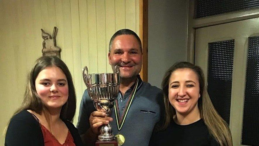 Sport quilles : le club enregistre trois podiums cette année