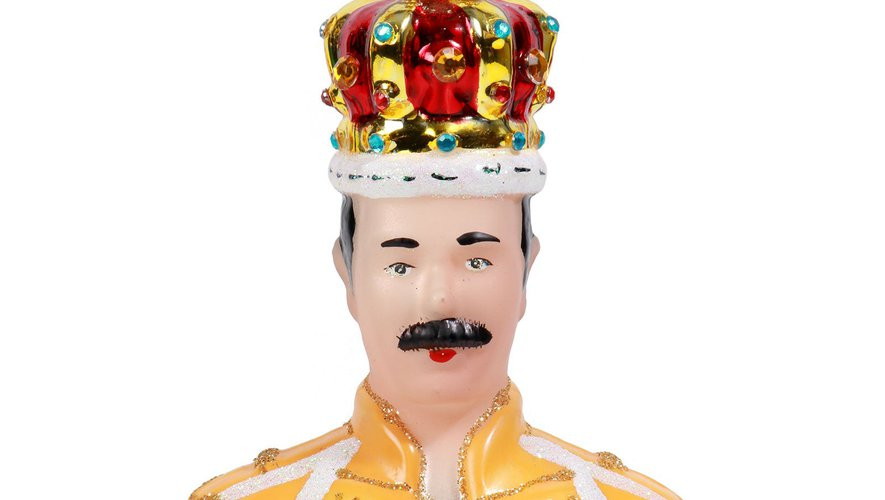 Freddie Mercury de Cody Foster