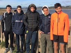 Tomy, Alexis, Gaël, Mathias, Simon ont rendez-vous le 14 décembre à Flers.