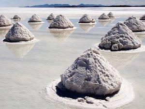 Les ressources impressionnantes du Salar d'Uyuni.
