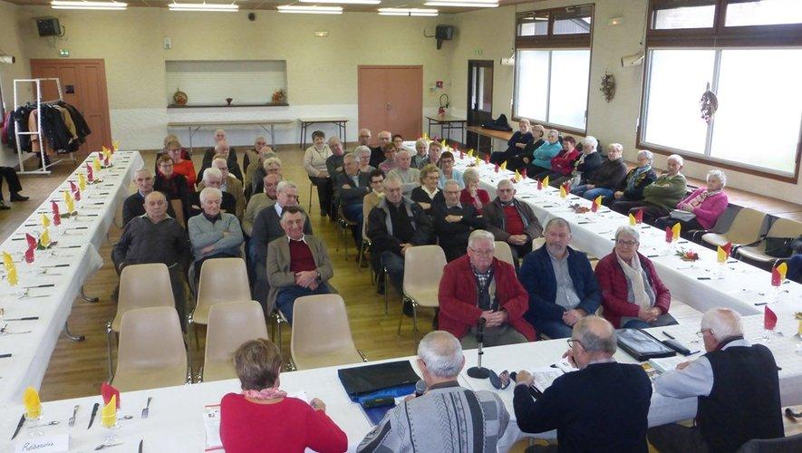 Les participants ont écouté avec attention les propos des intervenants.