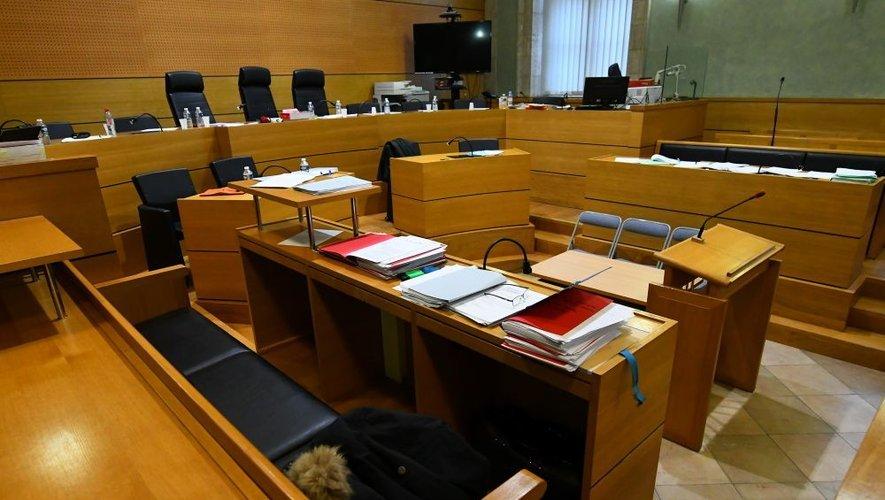 Ce lundi au tribunal de Rodez.