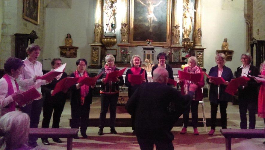 Entr'Ailes en concert dimanche 8 décembre à 16 heures en l'église.