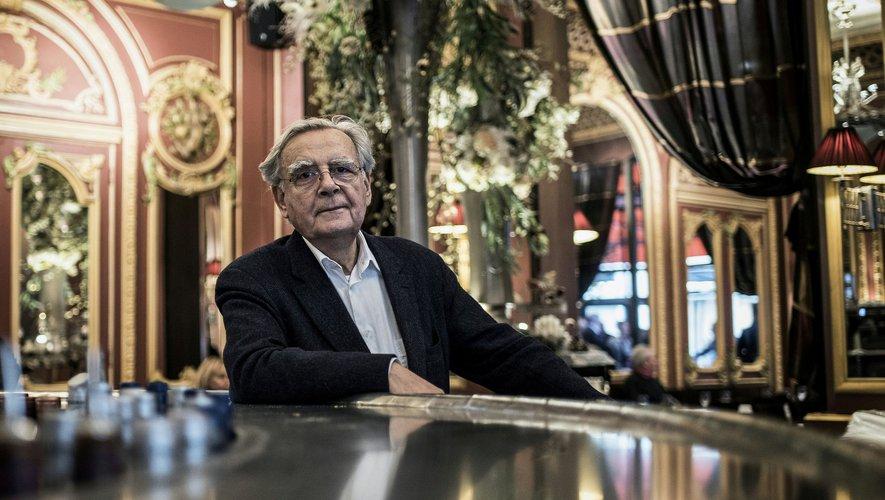Coopté à l'Académie Goncourt en 2004 -il a été le premier non-écrivain à rejoindre la prestigieuse institution-, il en était devenu le président en 2014, avant de se retirer ce mardi