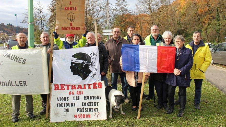 Demain, les Gilets jaunes manifesteront  à Decazeville et Rodez
