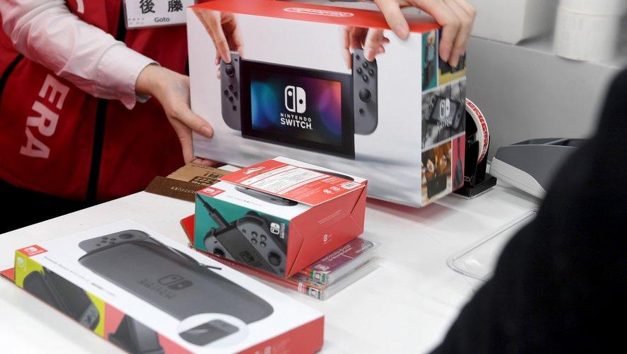 La Switch sera vendue en Chine à partir du 10 décembre, au prix de 2.099 yuans (268 euros)
