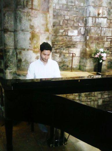 J.S. Bach au cœur pour Gilles Liacopoulos en concert.