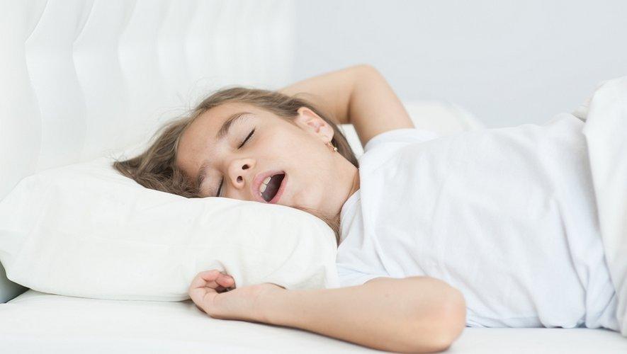 Que faire si mon enfant ronfle ?