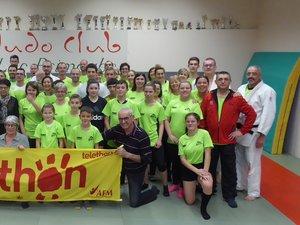 Un échange généreux entre le LPA et le Judo Club
