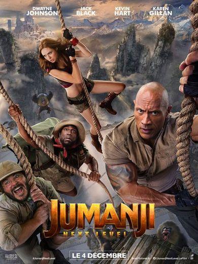 """""""Jumanji: Next Level"""" de Jake Kasdan avec Dwayne Johnson, Jack Black et Kevin Hart, sortira le 13 décembre prochain aux Etats-Unis."""