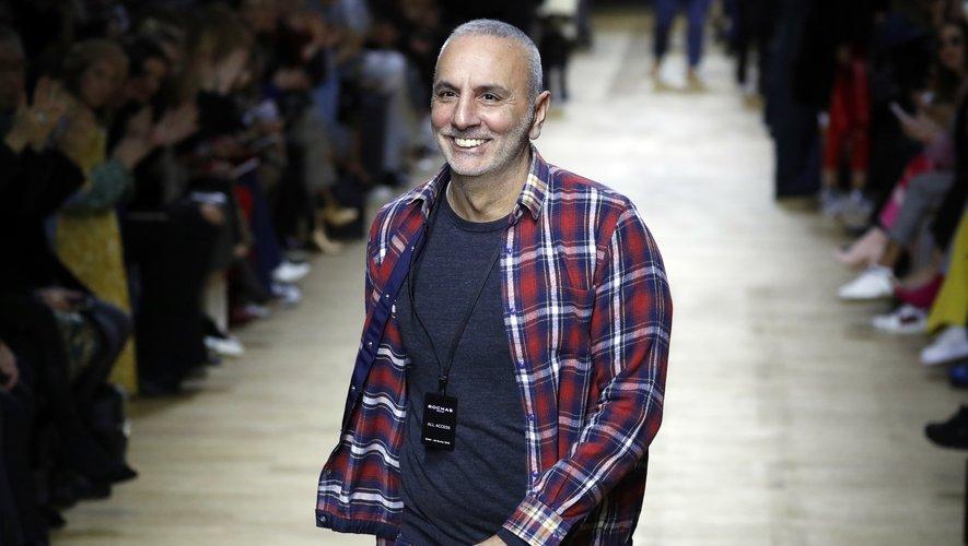 Alessandro Dell'Acqua aurait quitté son poste de directeur artistique chez Rochas.