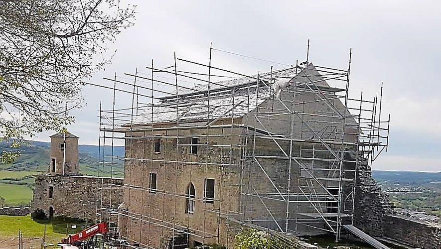 La restauration de l'édifice permet notamment de mettre en lumière la vie des habitants du château au Moyen Âge.
