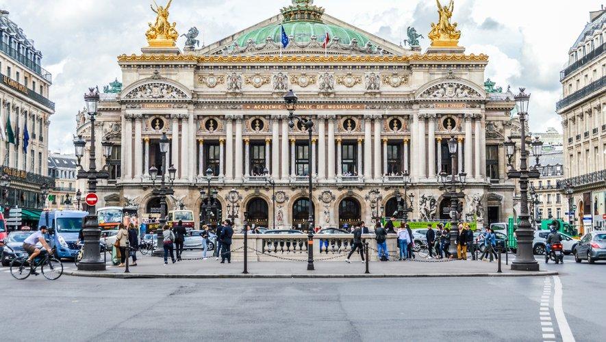 Plusieurs représentations prévues ce week-end à l'Opéra de Paris ont de nouveau été annulées.